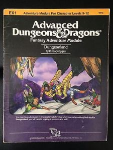 advanced-dungeons-dragons-fantasy-adventure-module-dungeonland